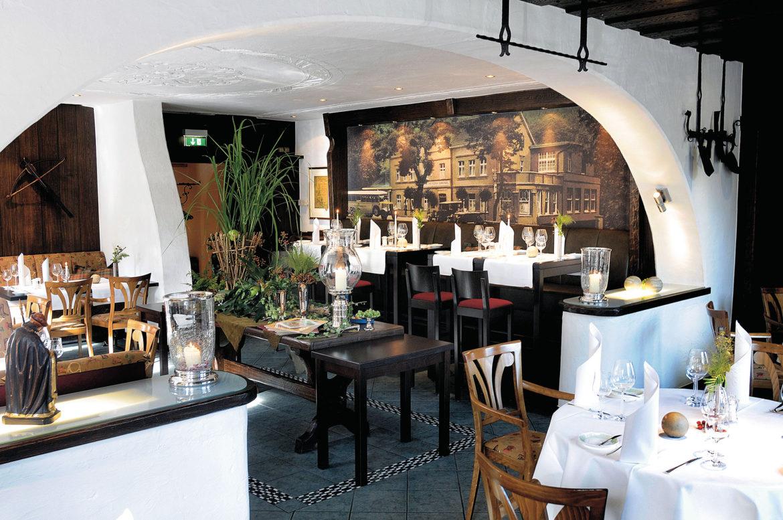 Hubertus Stuben Hotel Restaurant Dresel