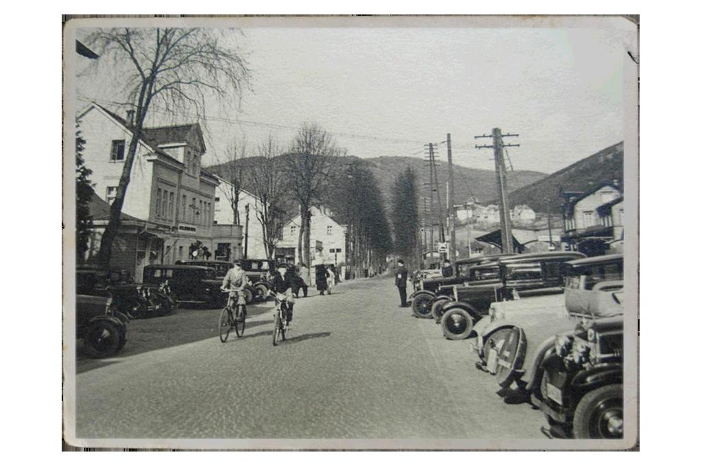 Historisches Foto von Rummenohl