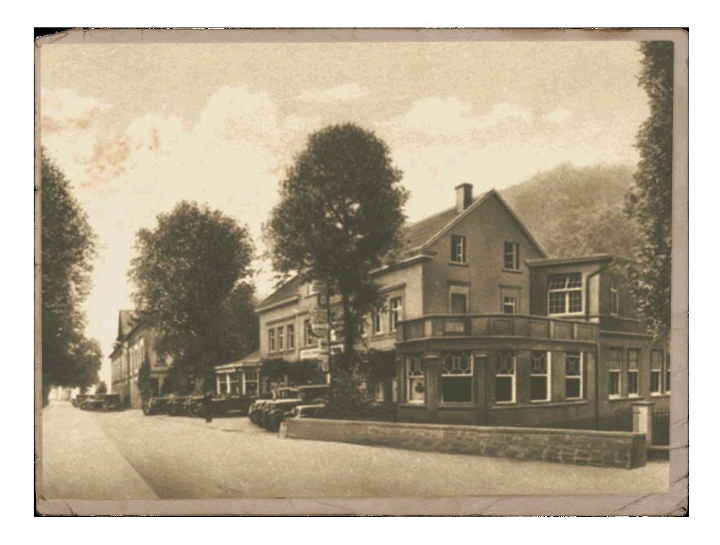 Historisches Foto des Dresel