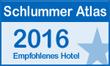 Schlummer Atlas 2016 Empfohlenes Hotel